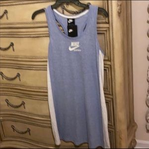 New with tags Nike Organic cotton dress